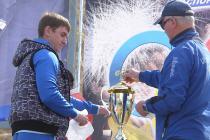 Мотокроссовый трофей