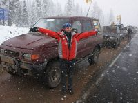 Автотуризм, off-road