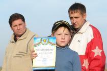 Николай Игнатьев - самый юный гонщик