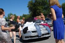 Хондаводы раскошелились на мужской стриптиз