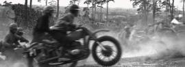 История мотокросса