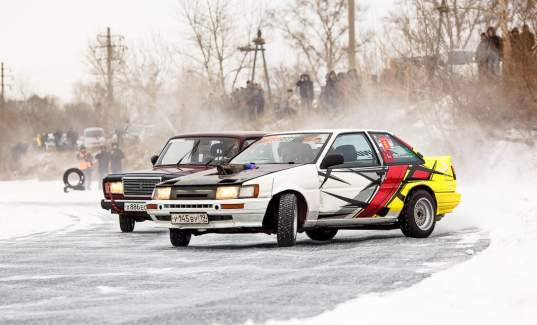 Winter Drift Battle - 2017