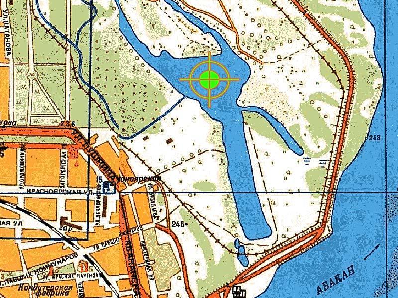 Местоположение трассы Ледовое кольцо